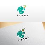 REVELAさんのコンサルティング会社の「PLAN SEED」のロゴデザインへの提案