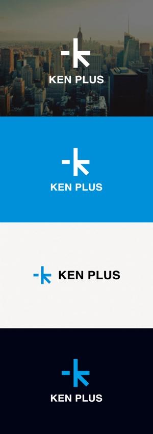 tanaka10さんの建設会社 防水工事「ケンプラス」のロゴへの提案
