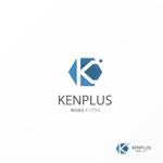 Jellyさんの建設会社 防水工事「ケンプラス」のロゴへの提案