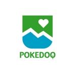 aiko_desingさんの健康管理アプリ「POKEDOQ」のロゴへの提案