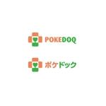 sasakidさんの健康管理アプリ「POKEDOQ」のロゴへの提案