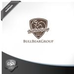 treefrog794さんの株式会社 BullBearGroupの会社を象徴するロゴへの提案