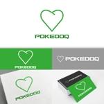minervaabbeさんの健康管理アプリ「POKEDOQ」のロゴへの提案
