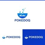athenaabyzさんの健康管理アプリ「POKEDOQ」のロゴへの提案
