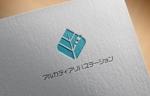 FISHERMANさんのアルカディアリハステーションのロゴマーク作成(事業所名含む)(商標登録予定なし)への提案
