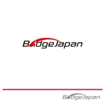 speak-no-evilさんの外国人労働者対象サービス会社「ブリッジ・ジャパン株式会社」の企業ロゴへの提案