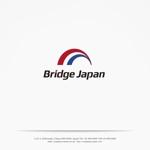 yahhidyさんの外国人労働者対象サービス会社「ブリッジ・ジャパン株式会社」の企業ロゴへの提案