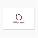 chapterzenさんの外国人労働者対象サービス会社「ブリッジ・ジャパン株式会社」の企業ロゴへの提案