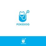 holy245さんの健康管理アプリ「POKEDOQ」のロゴへの提案