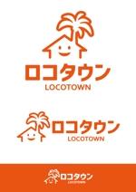 ttsoulさんの不動産売買の新会社「有限会社ロコタウン」のロゴ、アイコン制作への提案