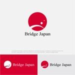 drkigawaさんの外国人労働者対象サービス会社「ブリッジ・ジャパン株式会社」の企業ロゴへの提案