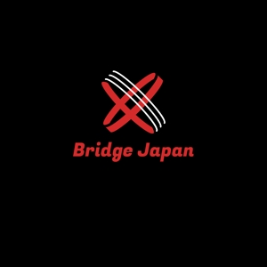 godpine724さんの外国人労働者対象サービス会社「ブリッジ・ジャパン株式会社」の企業ロゴへの提案