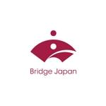 qtoonさんの外国人労働者対象サービス会社「ブリッジ・ジャパン株式会社」の企業ロゴへの提案