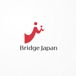 siraphさんの外国人労働者対象サービス会社「ブリッジ・ジャパン株式会社」の企業ロゴへの提案