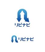horieyutaka1さんの店舗集客アプリ「リピナビ」のロゴ (当選者確定します)への提案