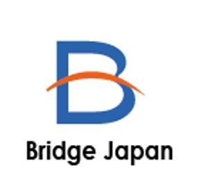AkihikoMiyamotoさんの外国人労働者対象サービス会社「ブリッジ・ジャパン株式会社」の企業ロゴへの提案
