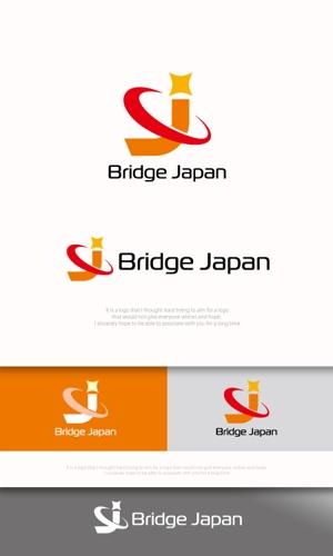 mahou-photさんの外国人労働者対象サービス会社「ブリッジ・ジャパン株式会社」の企業ロゴへの提案