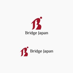 yybooさんの外国人労働者対象サービス会社「ブリッジ・ジャパン株式会社」の企業ロゴへの提案