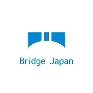 teppei-miyamotoさんの外国人労働者対象サービス会社「ブリッジ・ジャパン株式会社」の企業ロゴへの提案