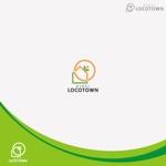 weborgさんの不動産売買の新会社「有限会社ロコタウン」のロゴ、アイコン制作への提案