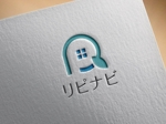 hayate_designさんの店舗集客アプリ「リピナビ」のロゴ (当選者確定します)への提案