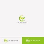weborgさんのコンサルティング会社の「PLAN SEED」のロゴデザインへの提案
