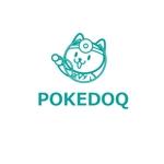 minagirura27さんの健康管理アプリ「POKEDOQ」のロゴへの提案