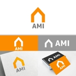 minervaabbeさんのポイントサイト『AMI』(あみー と読む)のロゴデザインへの提案
