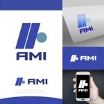 fortunaaberさんのポイントサイト『AMI』(あみー と読む)のロゴデザインへの提案