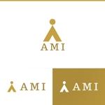 athenaabyzさんのポイントサイト『AMI』(あみー と読む)のロゴデザインへの提案