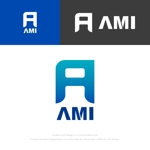 musaabezさんのポイントサイト『AMI』(あみー と読む)のロゴデザインへの提案