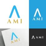 venusableさんのポイントサイト『AMI』(あみー と読む)のロゴデザインへの提案