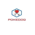 godpine724さんの健康管理アプリ「POKEDOQ」のロゴへの提案