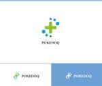 web-pro100さんの健康管理アプリ「POKEDOQ」のロゴへの提案
