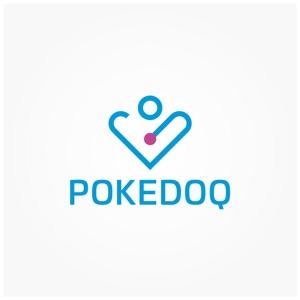 siftさんの健康管理アプリ「POKEDOQ」のロゴへの提案