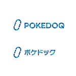 wawamaeさんの健康管理アプリ「POKEDOQ」のロゴへの提案
