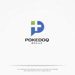yahhidyさんの健康管理アプリ「POKEDOQ」のロゴへの提案