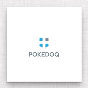 maharo77さんの健康管理アプリ「POKEDOQ」のロゴへの提案