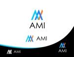 Suisuiさんのポイントサイト『AMI』(あみー と読む)のロゴデザインへの提案