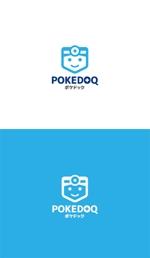 pekoodoさんの健康管理アプリ「POKEDOQ」のロゴへの提案