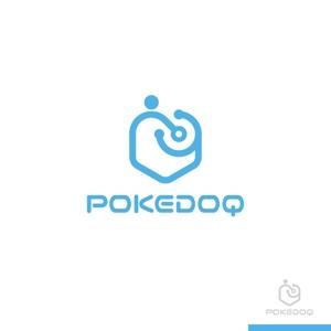 sakari2さんの健康管理アプリ「POKEDOQ」のロゴへの提案