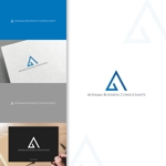 charisabseさんの社名変更によるコンサルタント会社のロゴ制作への提案