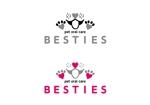 bowieさんのペットオーラルケア「 BESTIES」のロゴへの提案