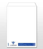 u-ko-designさんの封筒デザインへの提案