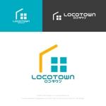 musaabezさんの不動産売買の新会社「有限会社ロコタウン」のロゴ、アイコン制作への提案