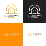 themisablyさんの不動産売買の新会社「有限会社ロコタウン」のロゴ、アイコン制作への提案