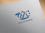 hayate_designさんの不動産売買の新会社「有限会社ロコタウン」のロゴ、アイコン制作への提案