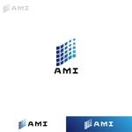 Puchi2さんのポイントサイト『AMI』(あみー と読む)のロゴデザインへの提案