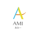 22julian_mさんのポイントサイト『AMI』(あみー と読む)のロゴデザインへの提案