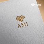 doremidesignさんのポイントサイト『AMI』(あみー と読む)のロゴデザインへの提案